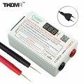 TD 0-220 V de Salida Inteligente de Voltaje Ajuste Granos de La Lámpara LED y TV LCD Probador Herramienta Brillo Normal junta Detectar GJ2B Reparación Envío Libre