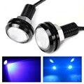 Nuevo 2x Azul DRL Eagle Eye Hawkeye LED Strobe Luz de Lámpara Marina Del Barco Del Coche SUV Motocicleta en Venta