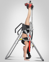 NEW brandly INVERSION TABLE Upside Down Folding Gravity Exercise Home Gym fitness with good price by ups or DHL
