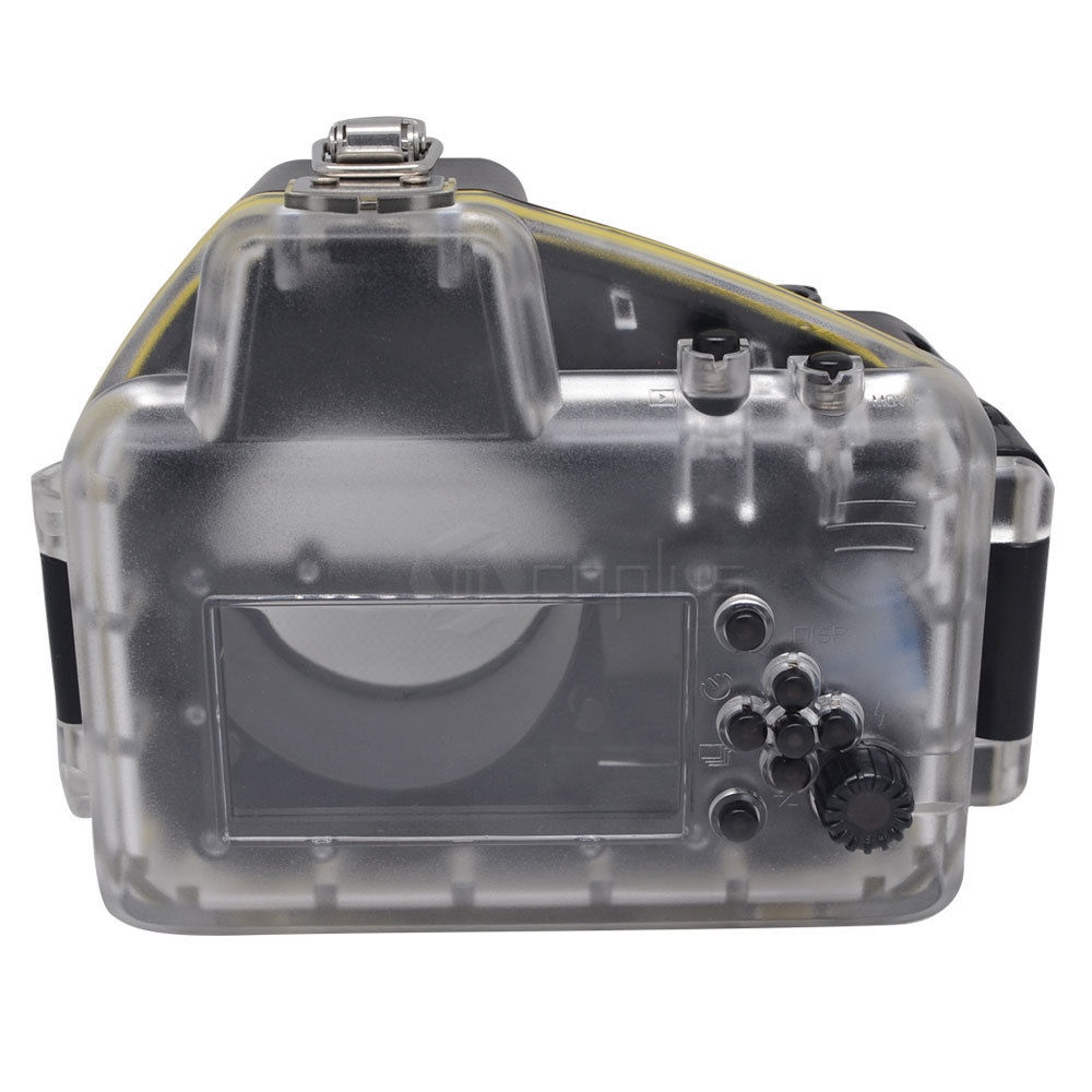 Waterproof Underwater Housing Camera Housing Case for Sony Nex 5N nex-5N 18-55mm Lens