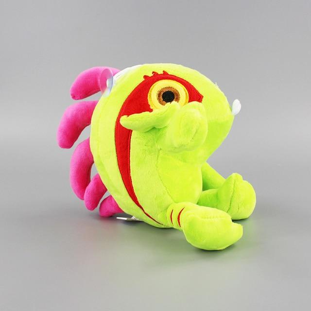 3colors High quality 25cm Murloc plush dolls lovely fish plush Stuffed toy Animal soft plush ToysDolls & Stuffed Toys