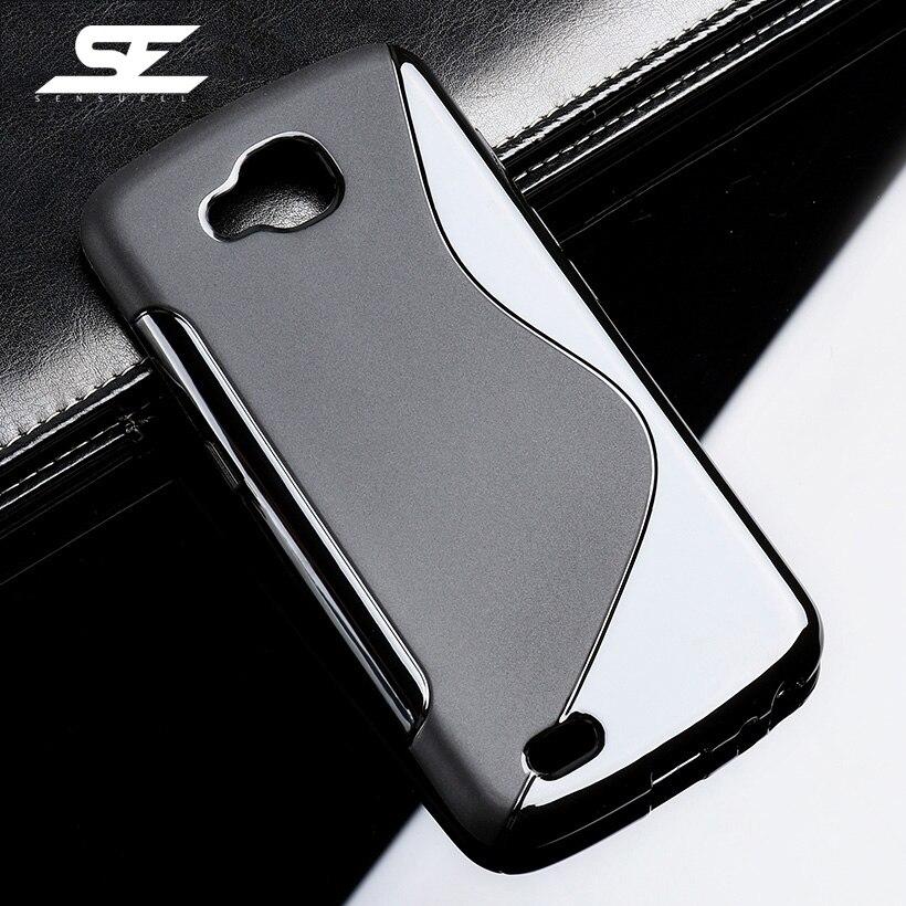 SENSUELL נייד טלפון מקרה עבור LG X מיזם V9 X CALIBUR H700 סיליקון כיסוי מעטפת עור דיור