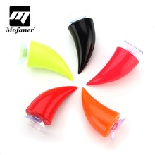 Multi-color Devil's Horn Angle Horns Helmet With Sucker Motorcycle Helmet Headwear Accessories Suction Cups Horns Decoration