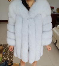 Fox fur Coat – 2016 autumn and winter the most fashionable coat of a woman's best fox fur coat