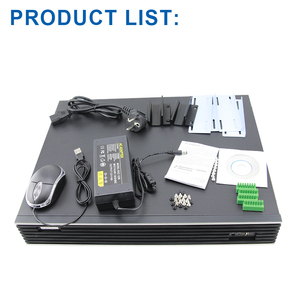 Image 2 - Akıllı Max 4K çıkış 32CH 4MP 24CH 5MP CCTV NVR H.265 Onvif ağ Video kaydedici HI3526 işlemci 4 SATA CCTV NVR sistemi