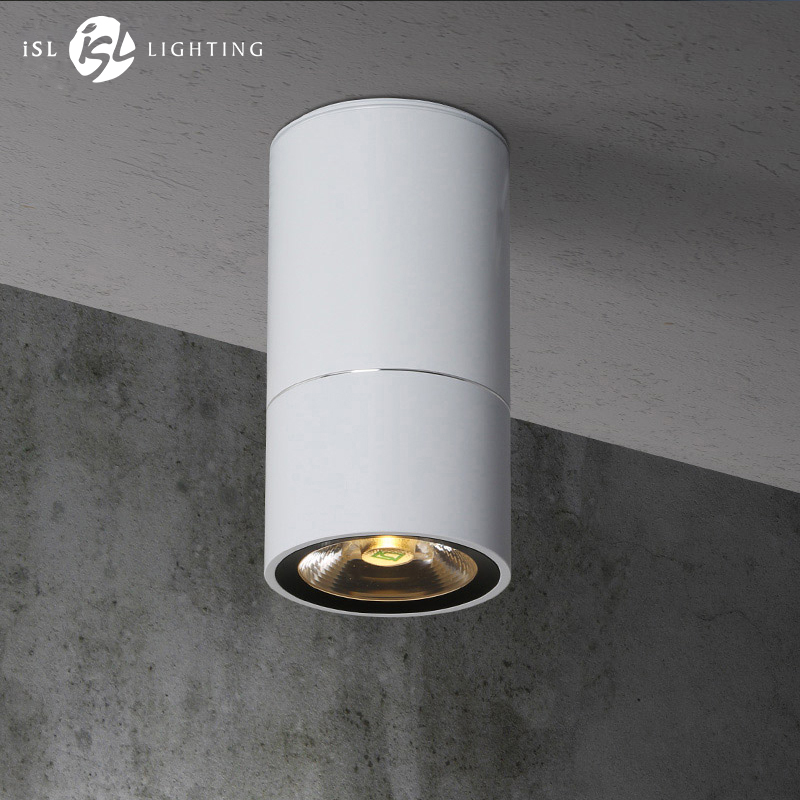 Aisilan Modern LED Downlight Surface Mounted Ceiling Lamp for Living Room Bedroom Kitchen AC85-260V 7W Milight Lighting Fixtures aisilan modern led track spotlights cob ceiling lamps 360 180 angle adjustable ac85 260v 5 7w lighting fixtures living room shop