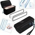 Para Bose Soundlink Mini Speaker 1/2 Bluetooth Rígido EVA Carry Storage Case Box Cover + TPU Caso Da Pele de Silicone Macio