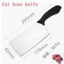 Hohe qualität handgemachte clip stahl boning messer westlichen küche messer haushaltsschneidwerkzeug fleischermesser + traditionelles handwerk
