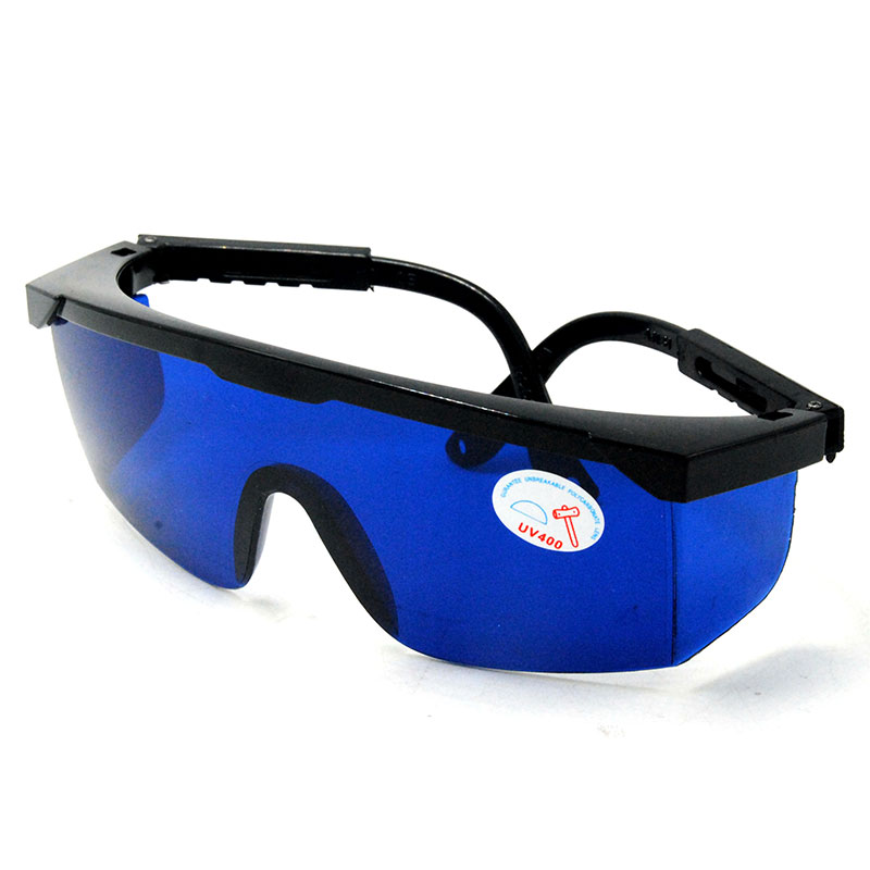 UV 650nm 660nm Red Laser Protective Goggles Safety Glasses