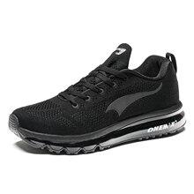 ONEMIX hommes chaussures de course 2019 femmes légères baskets doux respirant maille déodorant semelle extérieure athlétique marche Jogging chaussures