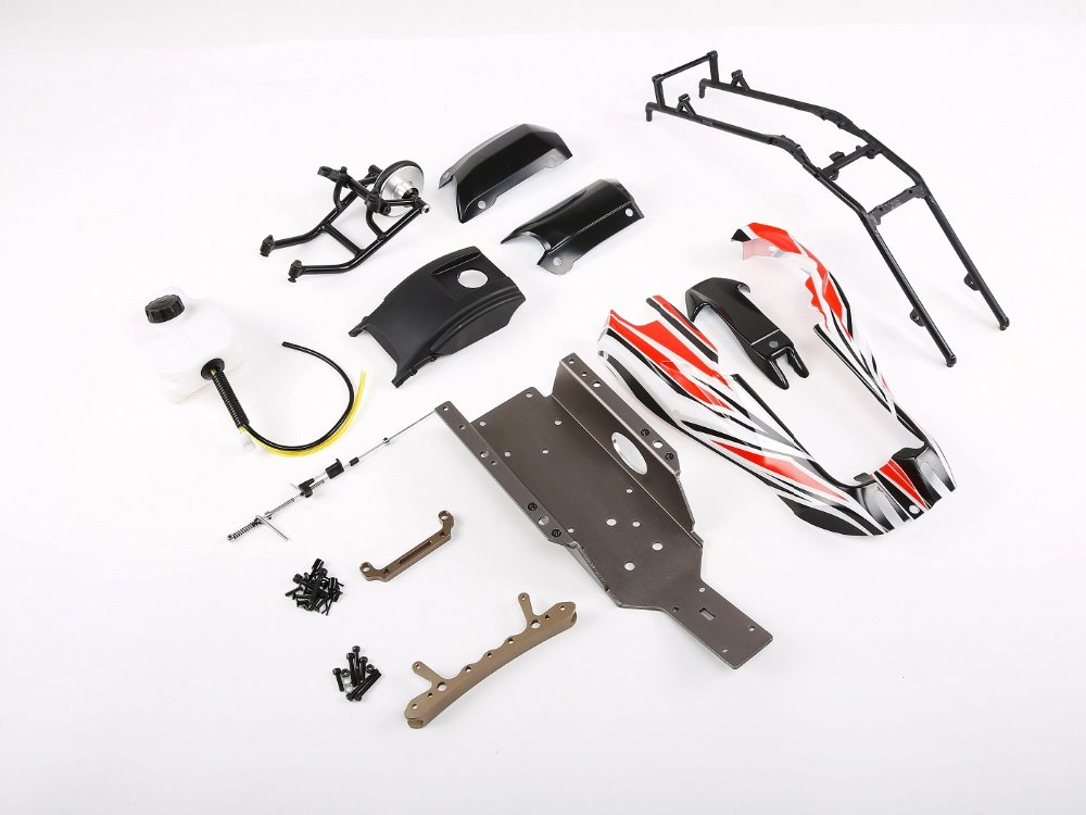 Conversion Kit for 1/5 Scale Q Baja-in Parts & Accessories from Toys & Hobbies    1