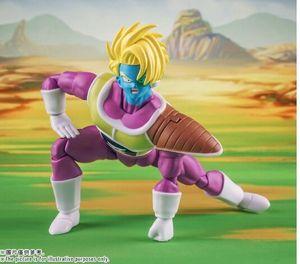 Image 4 - Demoniacal adapté à shazhovi Dragon Ball Z Sauzer Freeza soldat blindé Captain DBZ Figure 1/12