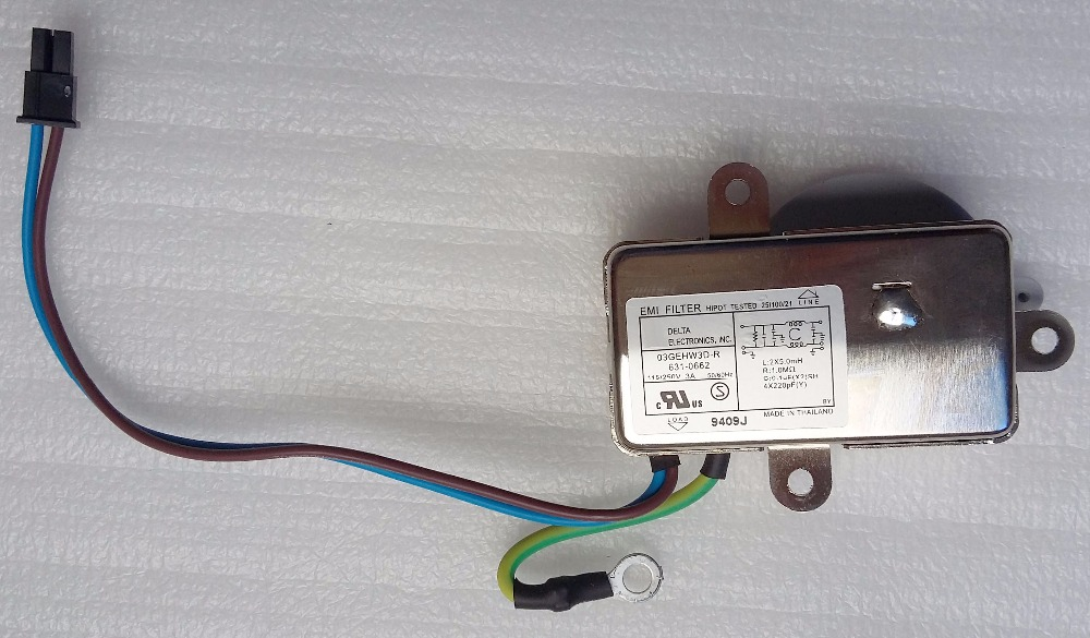 A1267  MB382LL EMI Filter 03GEHW3D-R  Power Strom  for 24 LED Cinema Display, 631-0662
