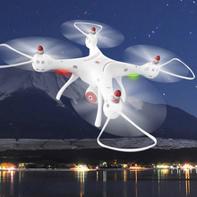 For Syma X8SW WIFI FPV Professional RC Drone 2.4G 4CH 6Axis Altitude Hold Mode RC Quadcopter RTF With 720P HD Camera