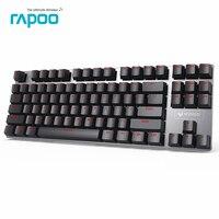 New Promotion Original V500 Keyboards Computer Gaming Keyboard Teclado USB Powered For Desktop Laptop