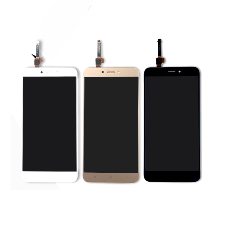 100% New MI Hongmi 4X LCD Display +Digitizer Touch Screen Assembly Replacement For Xiaomi Redmi 4X Phone Parts And Free Tools for xiaomi mi note pro lcd display 2k touch screen tools 100% new digitizer 2560x1440 5 7 assembly replacement for phone
