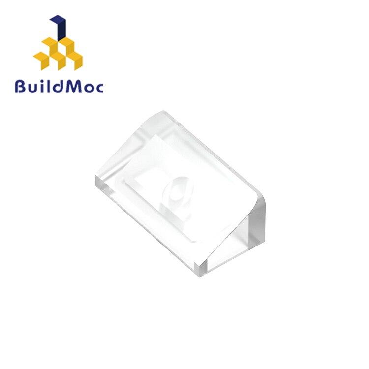 BuildMOC Compatible Assembles Particles 85984 1x2x2 For Building Blocks DIY  Educational High-Tech Spare Toys