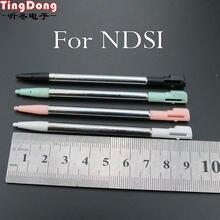 Tingdong Многоцветный Металлический выдвижной стилус для сенсорного