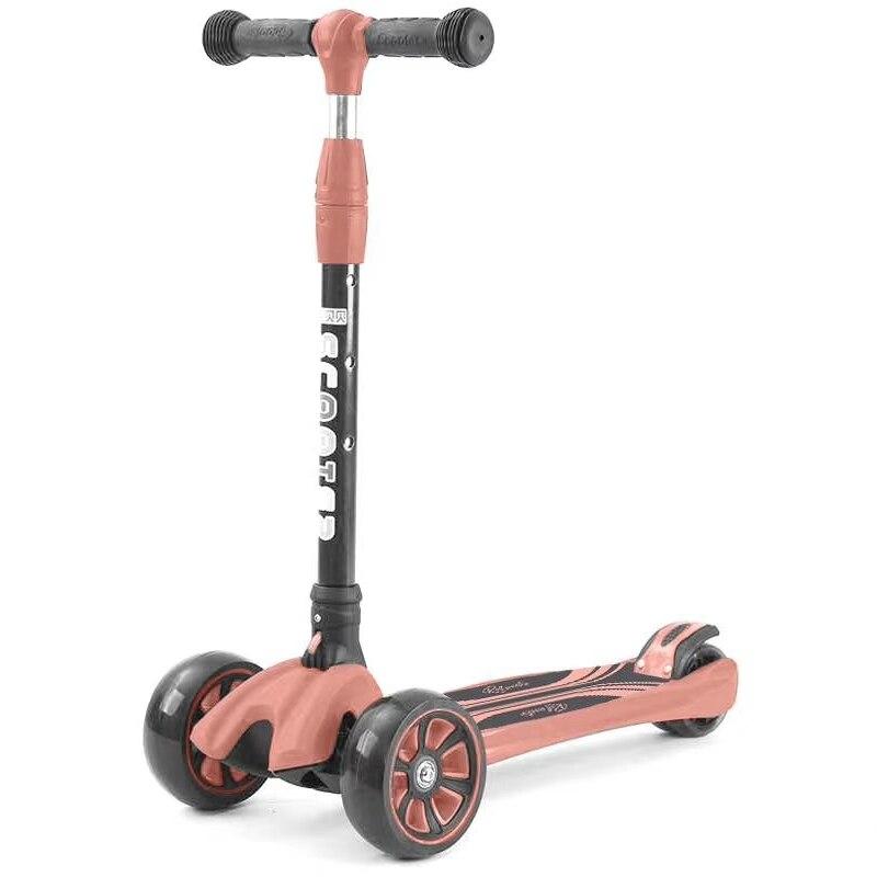 Scooter pour enfants jouet voiture plié tricycle livraison gratuite en russie pour les enfants à partir de 3 ans