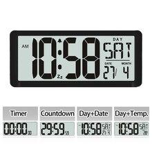 TXL Square Wall Clock Series, 13.8