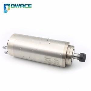 Image 4 - [EU STOCK] 0.8KW ER11 Waterproof Water Cooled Spindle Motor 220V 400HZ 65mm CNC Milling