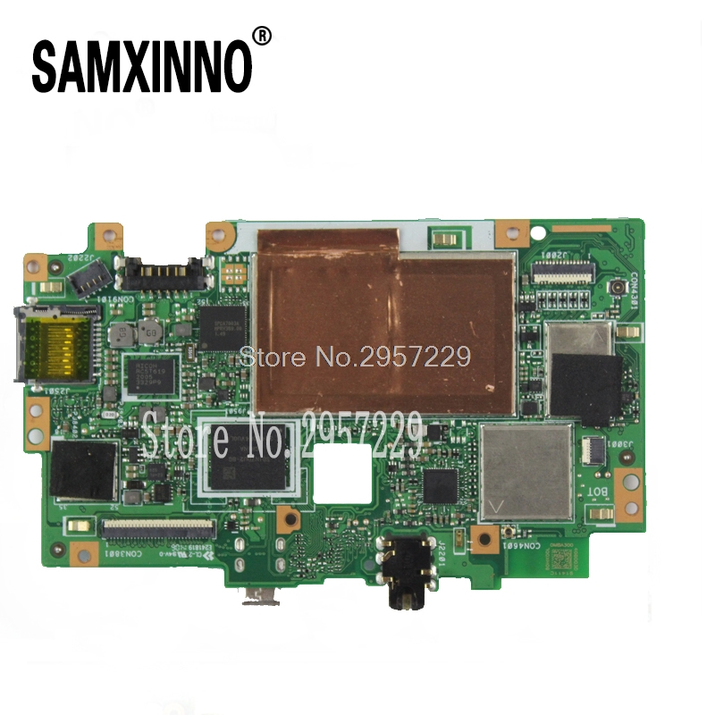 Tablet motherboard Logic board System Board For Asus MeMO Pad 8 ME180A ME180 Fully Tested All Functions Work Well special price original tablet motherboard logic board system board for asus memo pad 10 me102a tested all functions work well