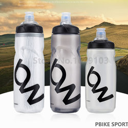 Bicycle Water Bottle MTB Cycling Camping Cycling Bicycle Plastic Flask Outdoor Bike Kettle Riding Cup 620/750ml Dropshipping