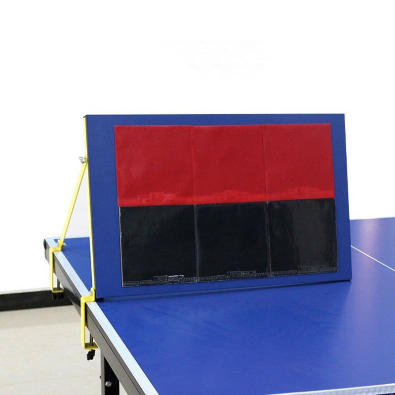 Table Tennis Rebound Board Springback Training Sports Exercise Ping Pong Single Self-study Trainer Board Trainer Equipment D0103