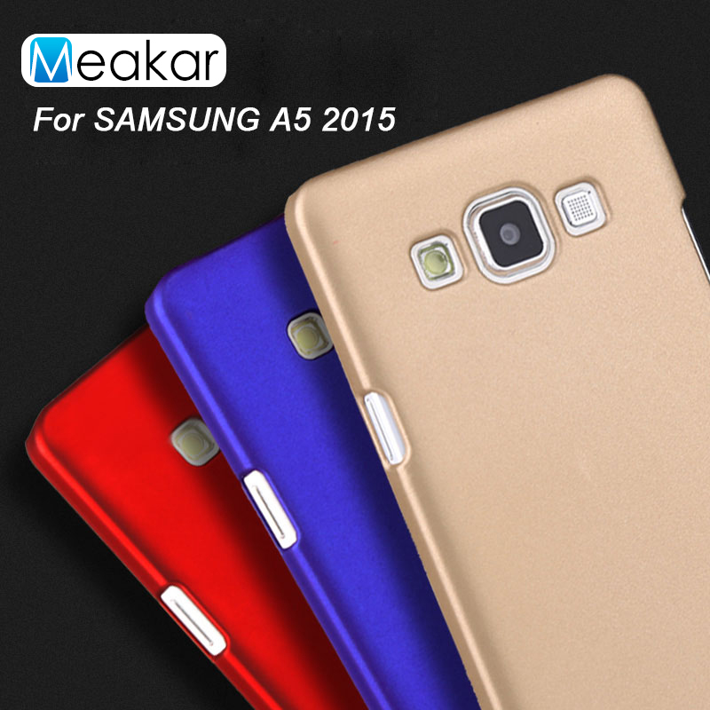 Coque Cover 5.0For <font><b>Samsung</b></font> <font><b>Galaxy</b></font> <font><b>A5</b></font> <font><b>Case</b></font> For <font><b>Samsung</b></font> <font><b>Galaxy</b></font> <font><b>A5</b></font> 2015 Duos Sm A500F A500S A500K <font><b>A500FU</b></font> Back Coque Cover <font><b>Case</b></font> image