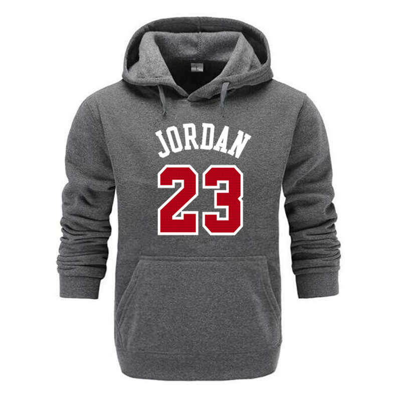 aab33e7acf1924 New 2018 Brand JORDAN 23 Men Sportswear Fashion brand Print Mens hoodies  Pullover Hip Hop Mens