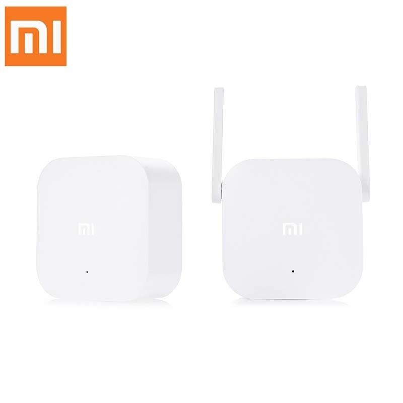 Original Xiao mi mi WiFi électrique chat WiFi amplificateur répéteur 300 Mbps 2.4G sans fil gamme Extender routeur répéteur couverture de Signal