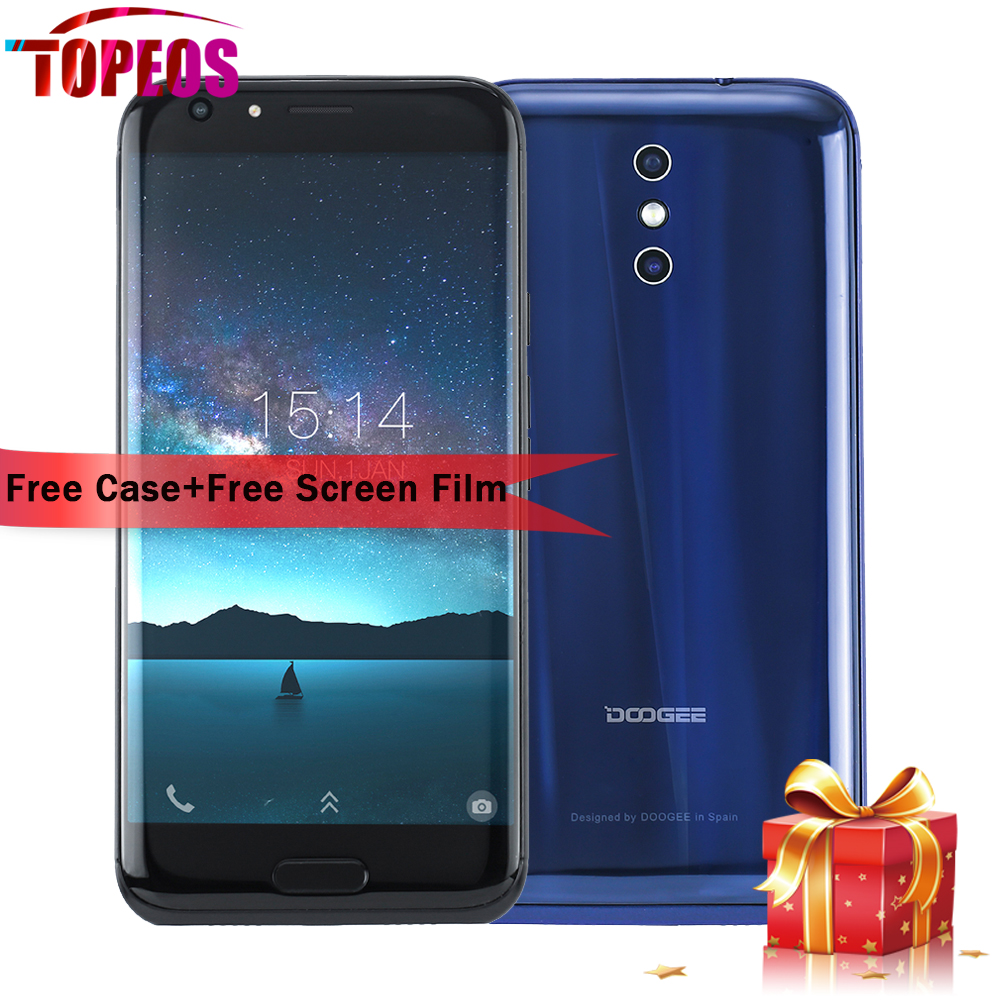 DOOGEE BL5000 Smartphone 5050mAh Dual Camera 5 5 FHD MTK6750T Octa Core 1 5GHz 4GB 64GB