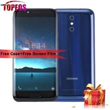 "DOOGEE BL5000 Smartphone 5050 mAh Double Caméra 5.5 ""FHD MTK6750T Octa Core 1.5 GHz 4 GB + 64 GB Android 7.0 d'empreintes digitales smartphone"