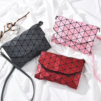 2017 Hot New Matte Designer Women Evening Bag Shoulder Bags Girls Handbag Fashion Geometric Casual Clutch