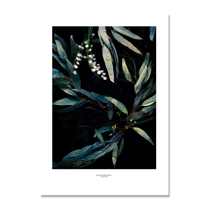 Image 5 - Cactus Wall Art Canvas Painting For Living Room Nordic Poster  Decoration Green Plants Wall Pictures Unframed-in Painting & Calligraphy from Home & Garden