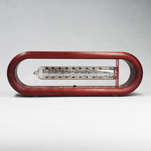 Time Capsule IV18 Fluorescent Tube Clock Electronic Tube Clock Table Clock Tomato Clock WIFI Network Clock