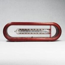 Zeit Kapsel IV18 Leuchtstoffröhre Uhr Elektronische Rohr Uhr Tisch Uhr Tomaten Uhr WIFI Netzwerk Uhr