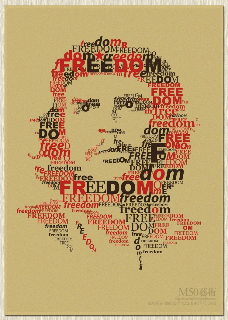 Nostalgic Che Guevara Vintage old paper Wall Poster Home Decor ...