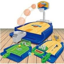 SUKIToy детские Настольные Игры, Баскетбол Футбол боулинг Обучающие Игрушки Многоцветные Мраморы Игры С Детьми Творческий IQ Toy