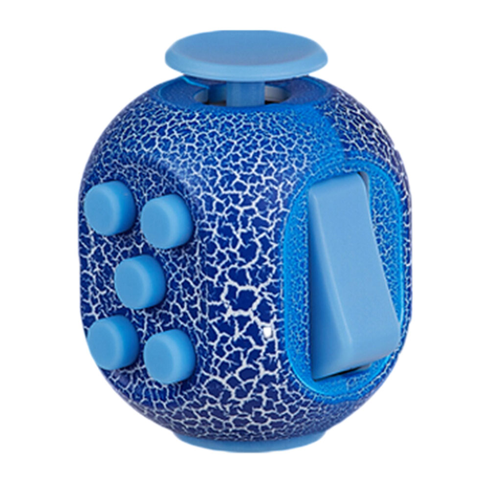 Squeeze Fun Stress Reliever Gifts Fidget Cube Relieves Anxiety and Stress Juguet For Adults Fidgetcube Desk Spin Toys