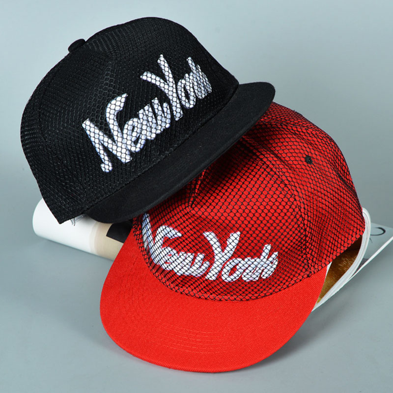 2016 High quality New York Baseball Cap Brand  Cotton Adjustable Flat Baseball Cap Flag Snapback Hats Hip Hop Caps Unisex Back brand new blvd supply snapback baseball cap red basic adjustable original cap hip hop cap