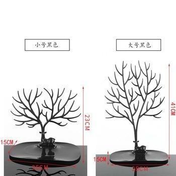 Mordoa Little Deer Jewelry Display Stand Tray Tree Storage Racks Organizer Holder 3
