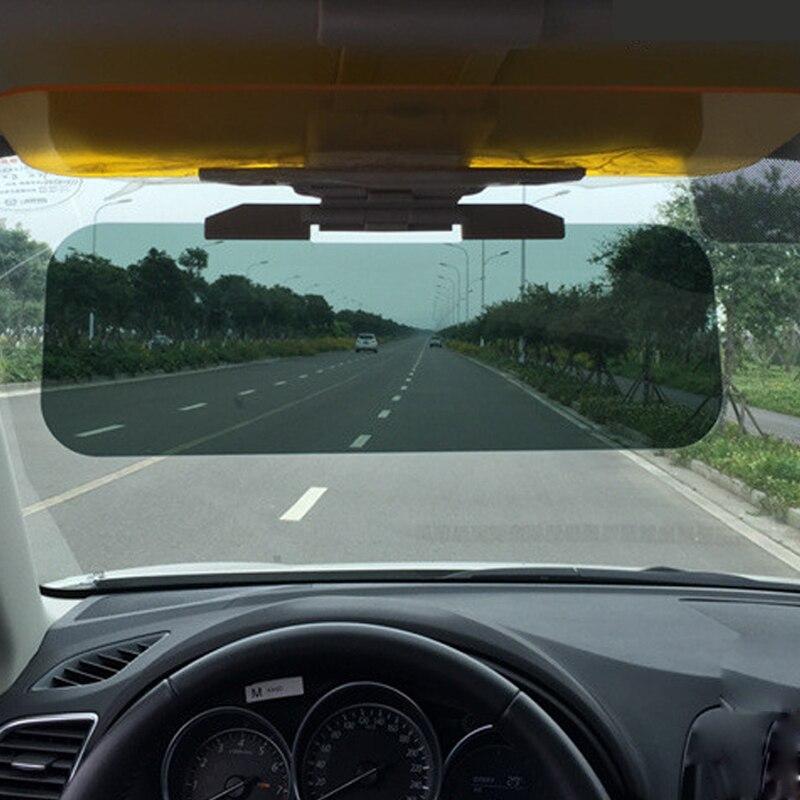 VOLTOP HD Auto Sonnenblende Brille Für Fahrer Tag Nacht abblendender Spiegel Clear View Dazzling Brille Augen Schutz sonnenschirm