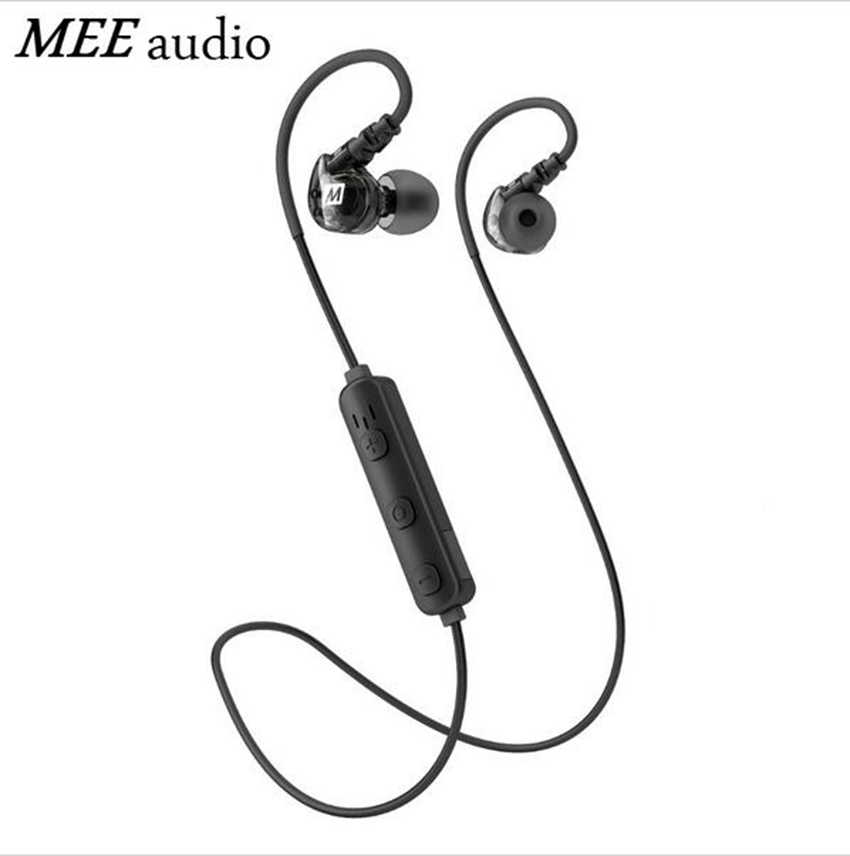 74928a60bd8 ... MEE Audio X5 X6 Plus X7 X8 Wireless Noise Isolating Waterproof In Ear  Stereo Headset Bluetooth