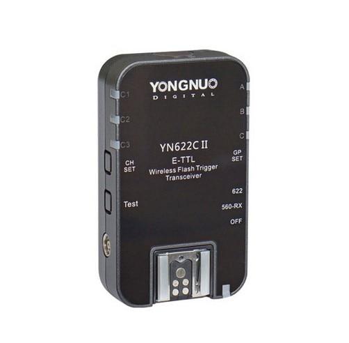 YONGNUO YN-622C II RX YN622C II RX HSS E-TTL Flash Trigger for Canon Ca