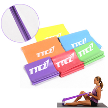 Yoga Expander Resistance Bands Rubber Fitness Crossfit Sport Body Building Training Exercise 6 Levels Brand Pilates Stretch Band