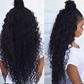 7A Peruano Virgem Cabelo Profunda Curly Full Lace Perucas de Cabelo Humano para As Mulheres Negras Parte Dianteira Do Laço Perucas de Cabelo Humano Dianteira Do Laço Cacheados peruca