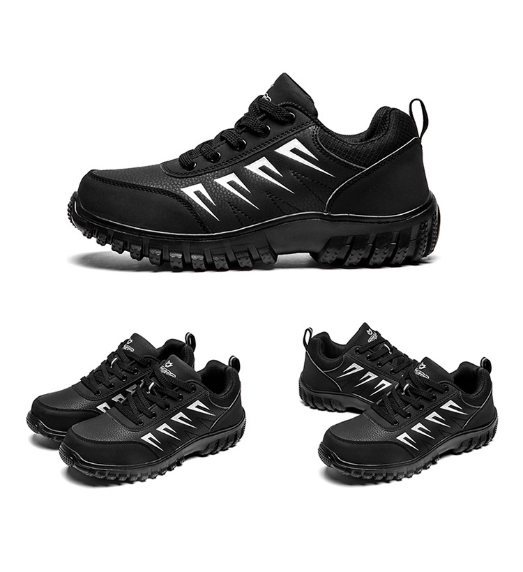 Lace-up Herren Outdoor United 27