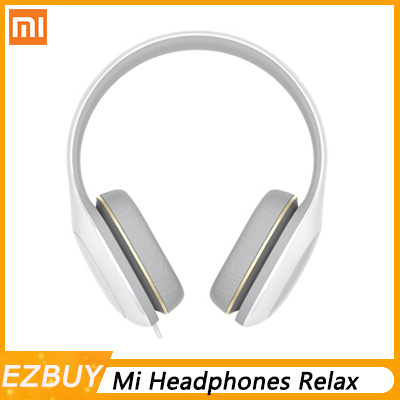 Original Xiaomi Mi Headphone Comfort/Relaxed version With Mic Xiaomi Headset Noise Cancelling Stereo Music HiFi Earphone