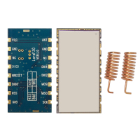 2pcs Lot Lora1276F30 6 8Km 915MHz 868MHz High Power 500mW Long Range LoRa Module 27dBm Sx1276